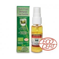 Efas huile d'argan pure cosmétique 30ml