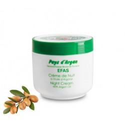 Crème de nuit à l'argan BIO (sans parabène) 60 ml