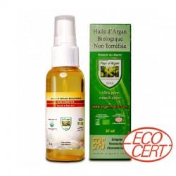 Huile d'argan pure BIO cosmétique EFAS 50 ml