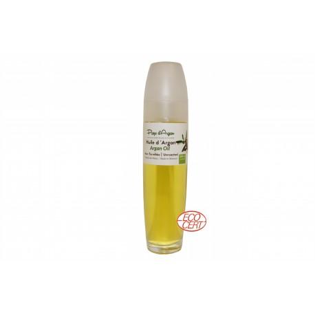 Huile d'argan pure BIO cosmétique EFAS 100 ml
